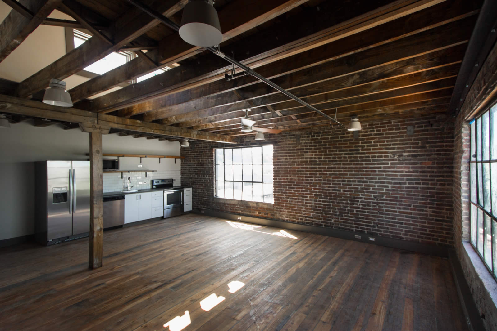 Electric Company Lofts Knoxville